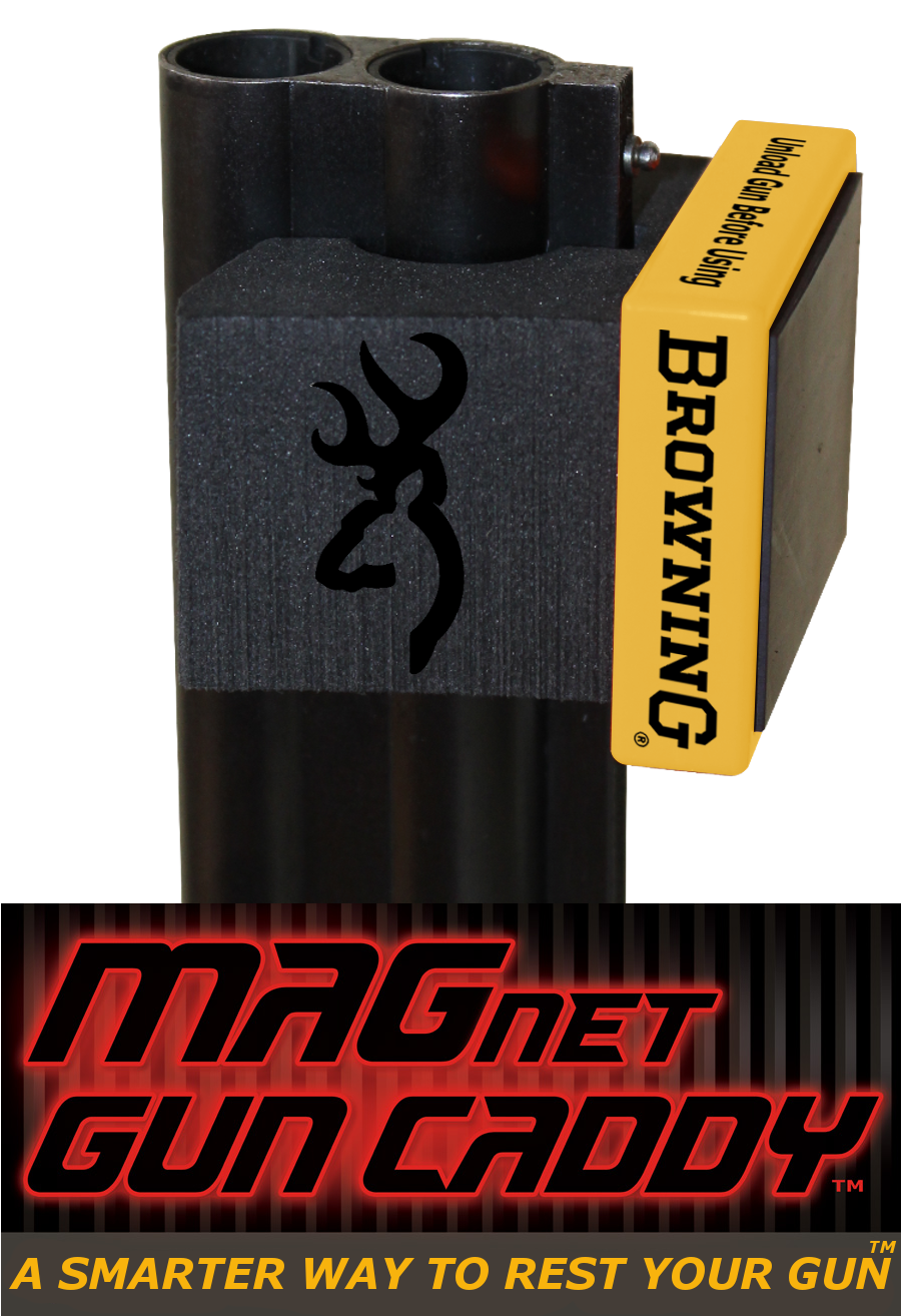Browning MAGnet Gun Caddy Mock-up