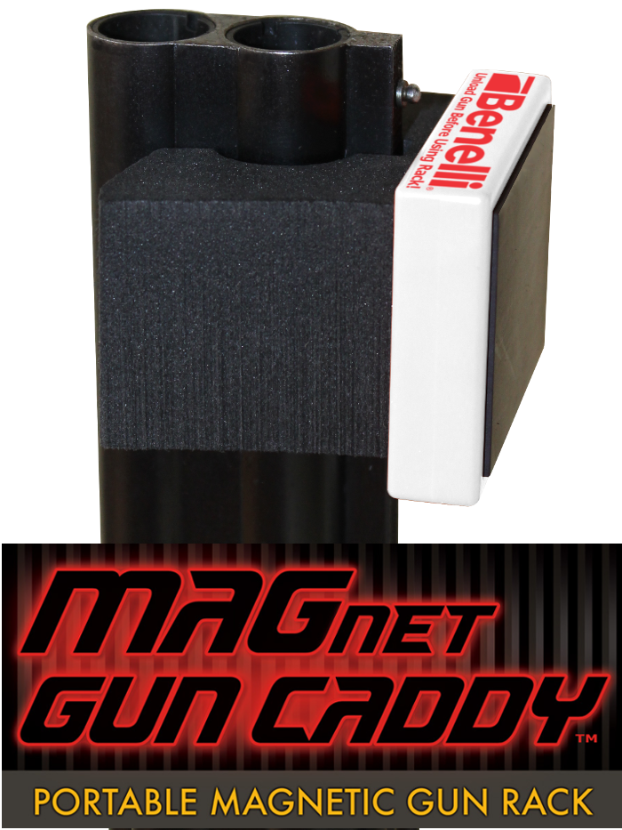 Benelli MAGnet Gun Caddy Mock-up